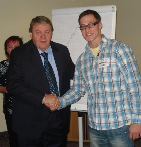 Randy Ray CEO von Jeunesse