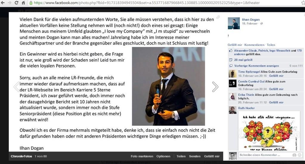 Ilhan Dogan Facebook