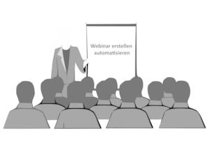 Webinar erstellen automatisieren