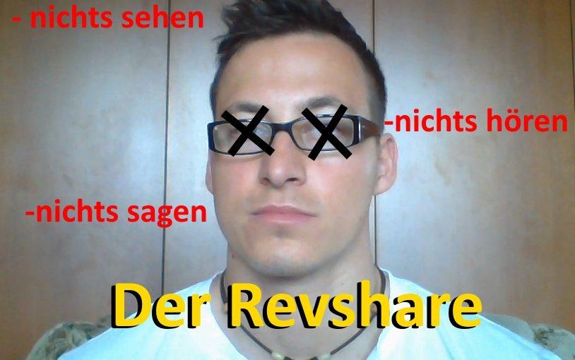 Revshare Programme - die Wahrheit die keiner sagen will
