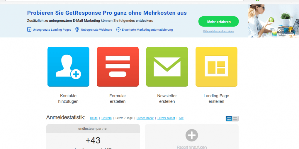 Email Software Getresponse