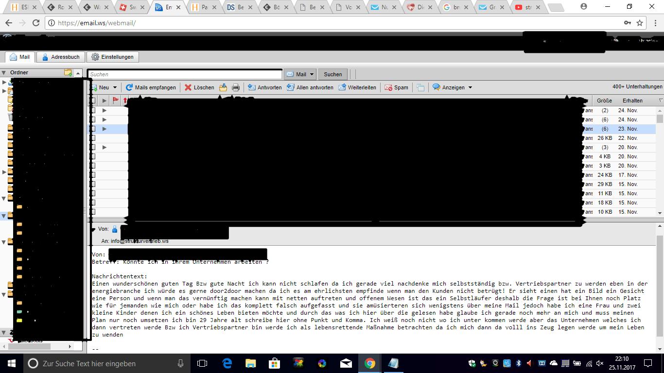 Email Marketing funktioniert