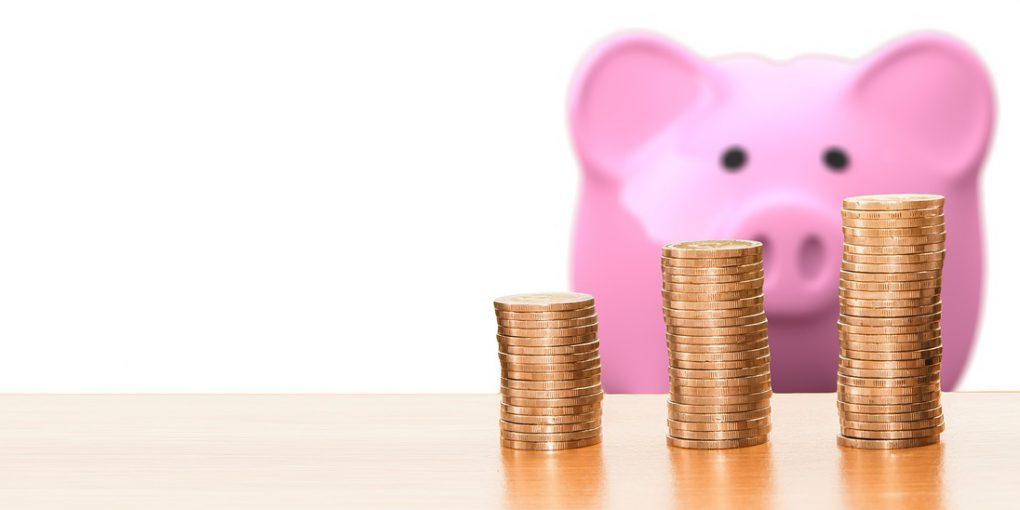Vermögen aufbauen mit wenig Geld