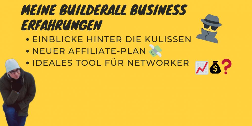 Builderall Businesss Erfahrungen