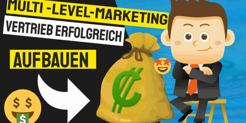 Multi-Level-Marketing Vertrieb