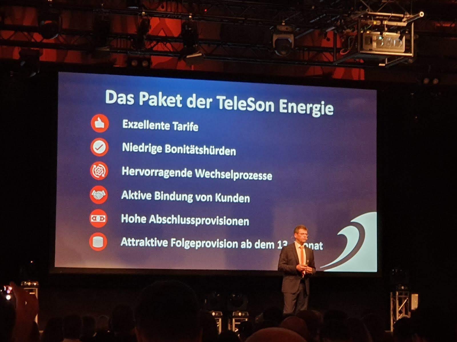 Das Paket der Teleson Energie GmbH