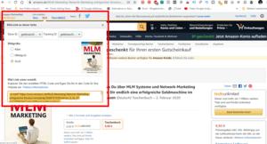 Network Marketing Buchempfehlung Provisionen beziehen