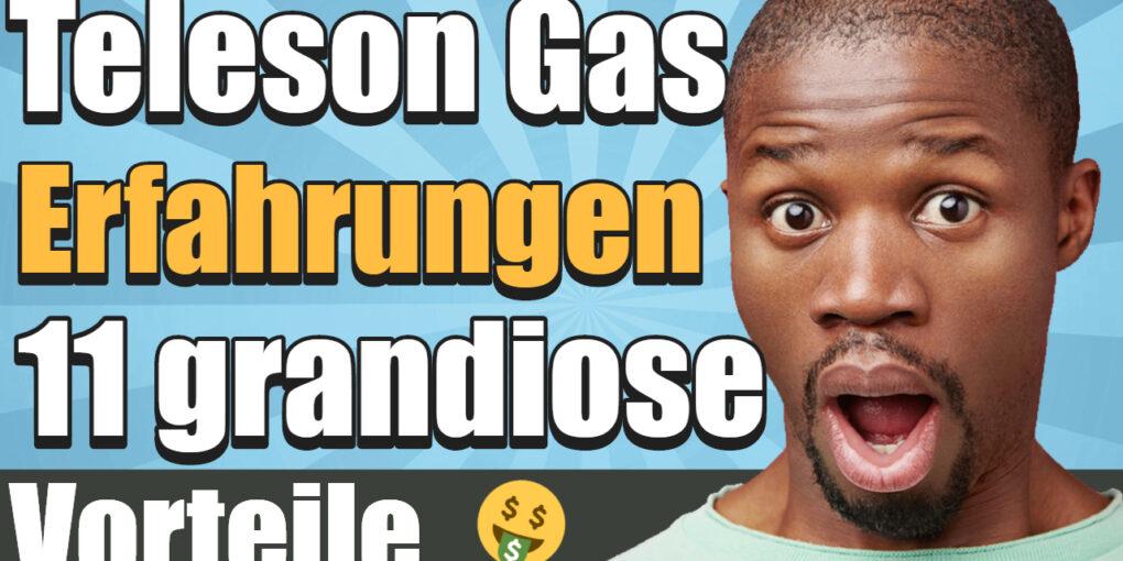 Teleson Gas Erfahrungen Vertriebspartner