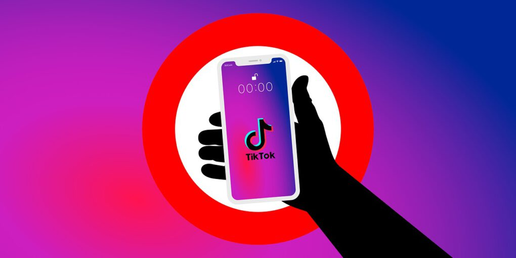 TikTok Network Marketing verboten