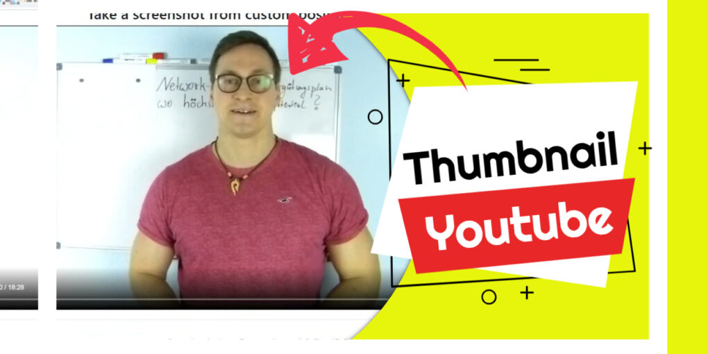 Thumbnail Youtube Download - Wie Youtube Thumbnail ändern
